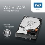 WD BLACK HARD DRIVES