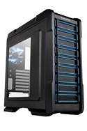 Thermaltake Chaser A31 Gaming Chassis - Black Edition