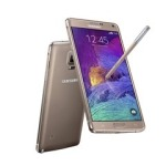Samsung GALAXY Note 4 - Bronze Gold