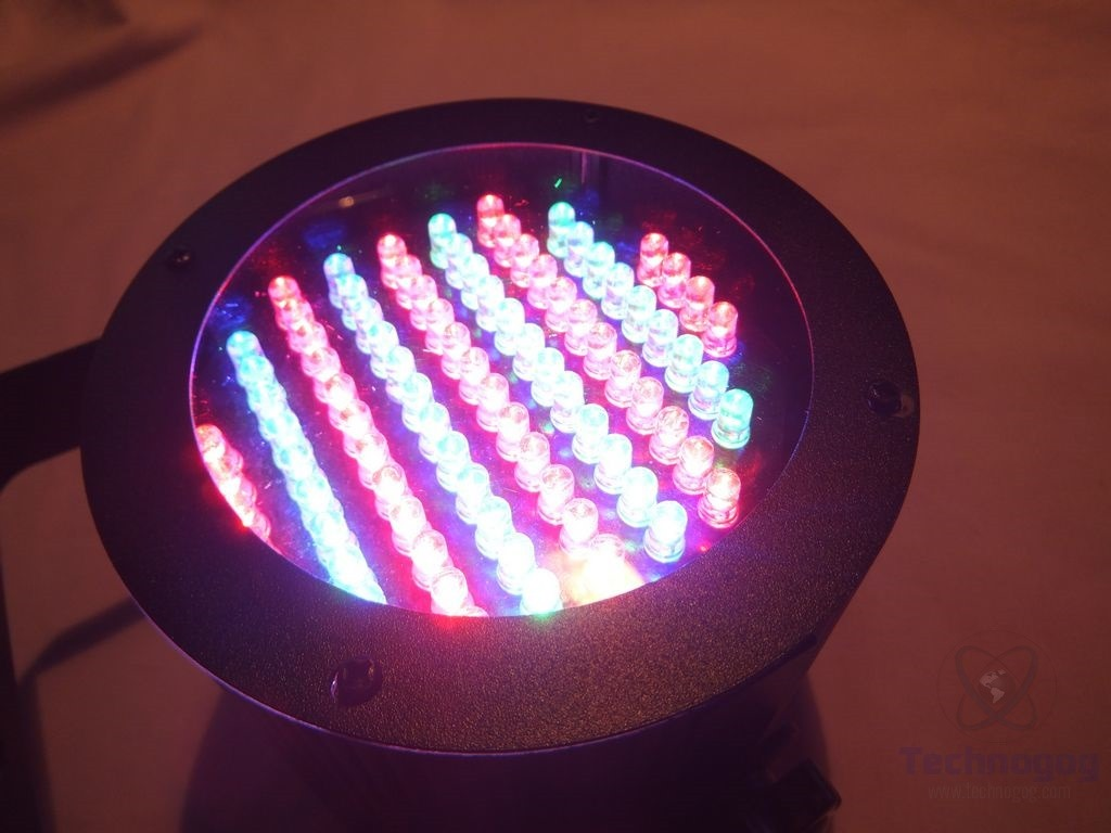Review Of 1byone 86 Led Rgb Stage Light Technogog