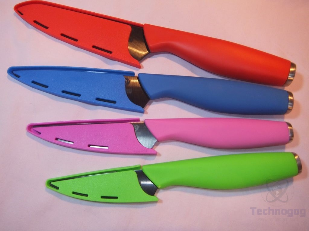 Elegant The Colors Of The Knives Are Named Triumphant Red, Dalstrong Blue, Victory  Violet And Jubilant Green.