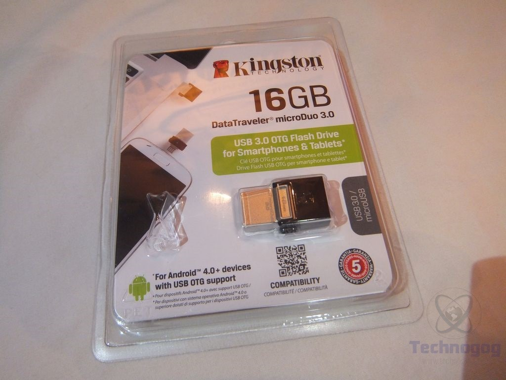 Usb Flash Memory Technogog Flashdisk Kingston Datatraveler Microduo 30 Micro Otg 32gb Review Of 16gb Drive