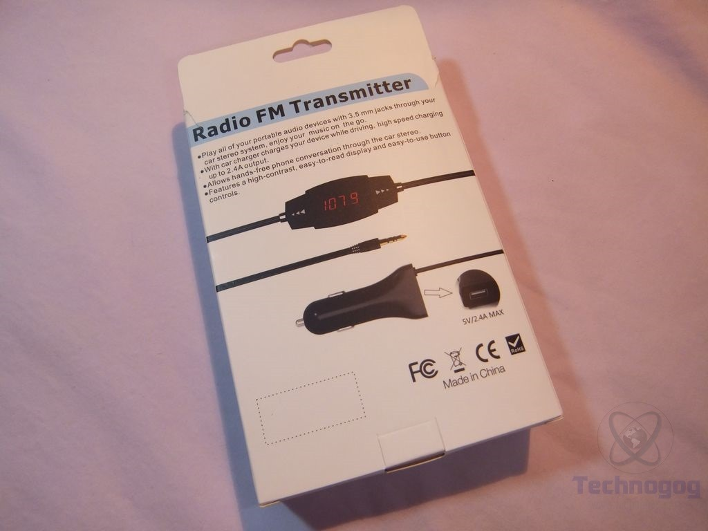 just wireless fm transmitter instructions