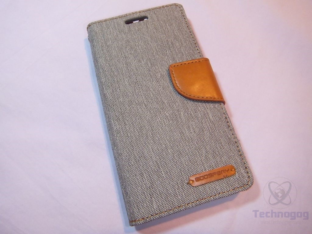 Review Of Goospery Samsung Galaxy S6 Canvas Diary Case Technogog Green When You Open The Left Side Has Three Credit Card Or Id Slots And Under Those Is A Larger Pocket Where Can Put Money Receipts Etc