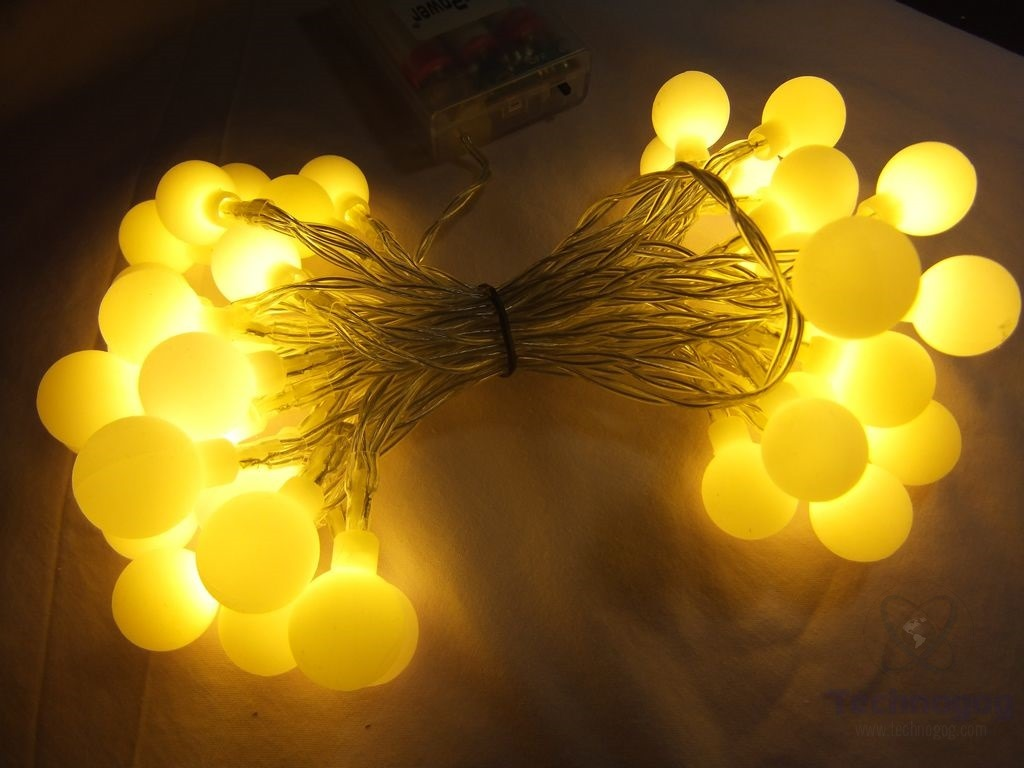 ive got another quick review for you of more led fairy lights but these are from koopower theyre called berry lights and theyre shaped like little