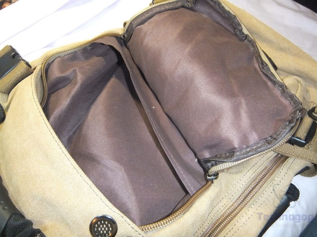 Review of OXA Military Vintage Canvas Shoulder Bag Backpack  34b2e8723ee1e