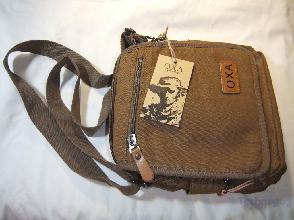 Review of OXA Multipurpose Vintage Cotton Canvas Messenger Bag ... 7fd436de2bcb4