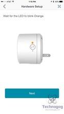 DLink Water Sensor 17