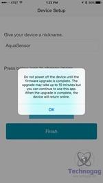 DLink Water Sensor 25