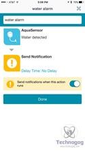 DLink Water Sensor 28