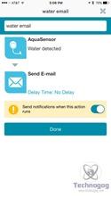 DLink Water Sensor 29
