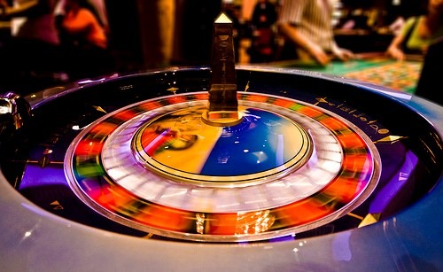 Satoshi roulette