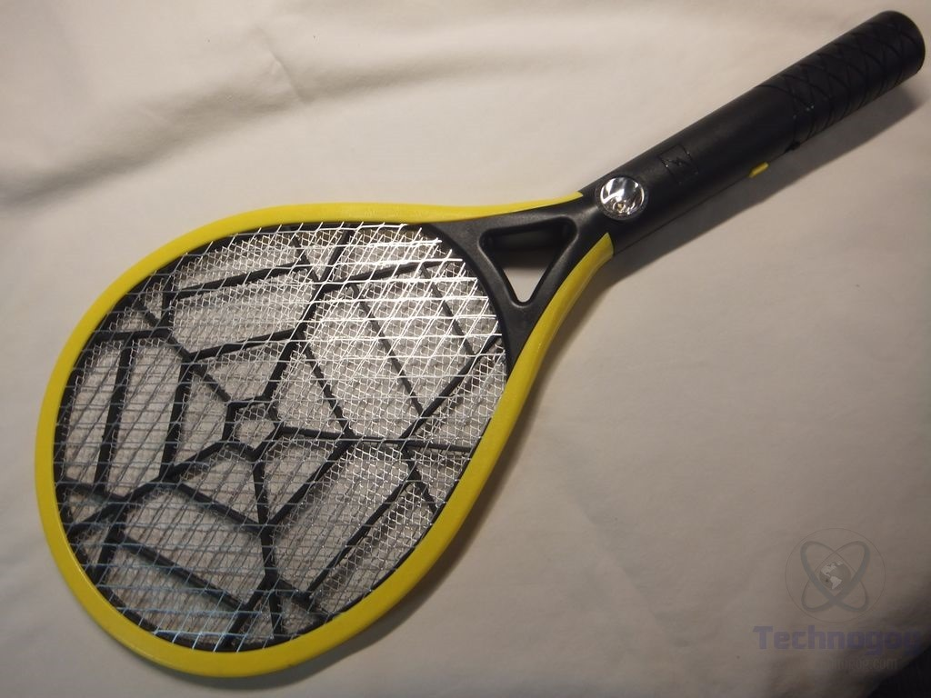 Review Of Homee Rechargeable Bug Zapper Electric Fly Swatter Technogog