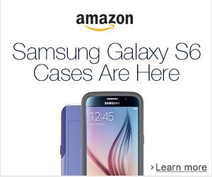 Galaxy S6 Cases on Amazon