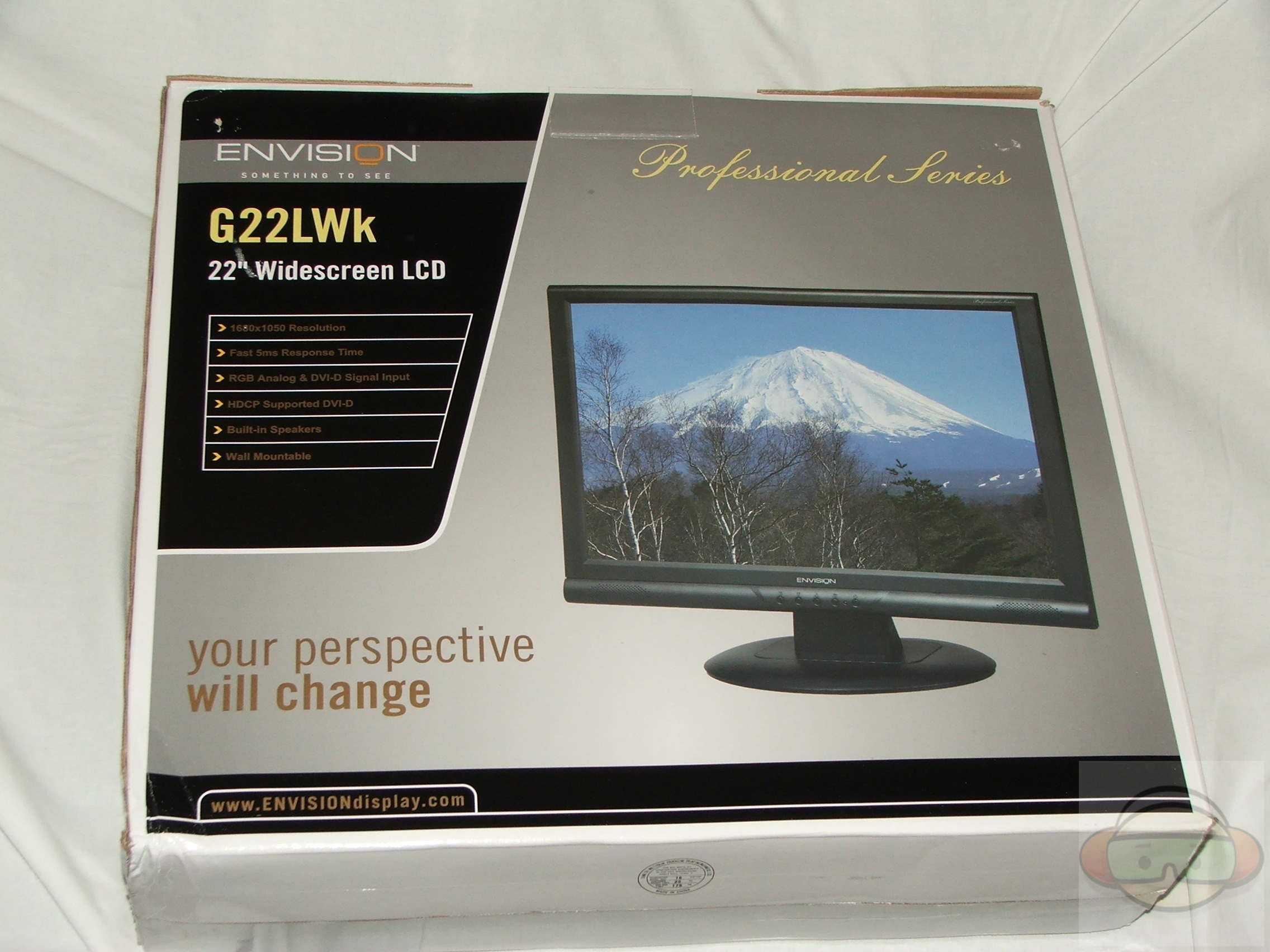 ENVISION MONITOR G22LWK DRIVERS DOWNLOAD