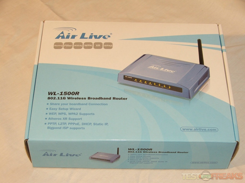 AirLive WL-1500R Drivers for Windows Download