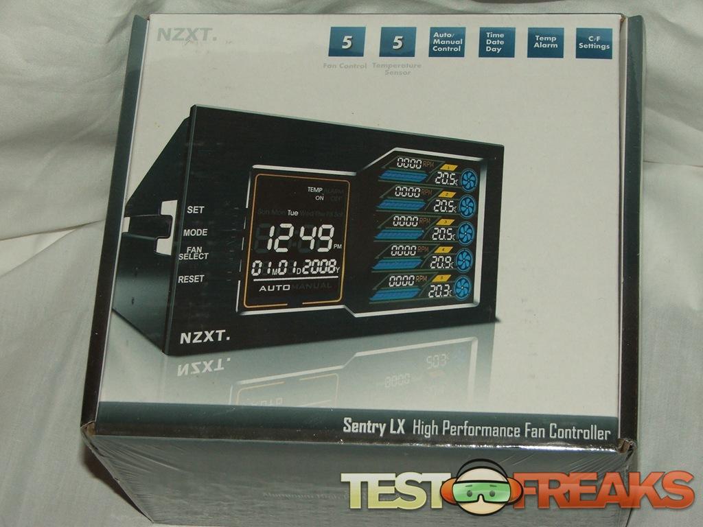 Nzxt Sentry Lx Technogog