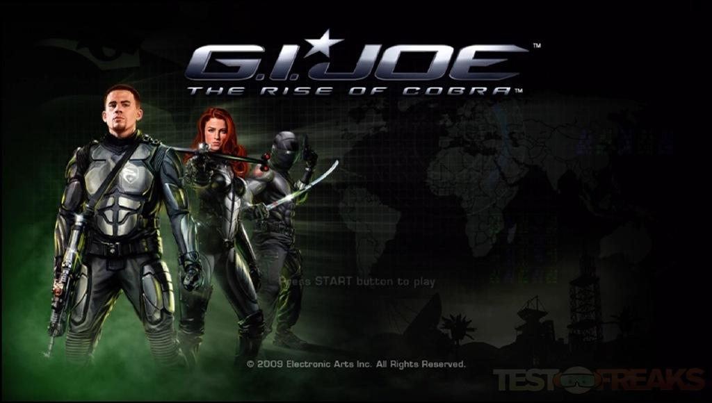 G.I. Joe Rise of Cobra Xbox360 - Technogog