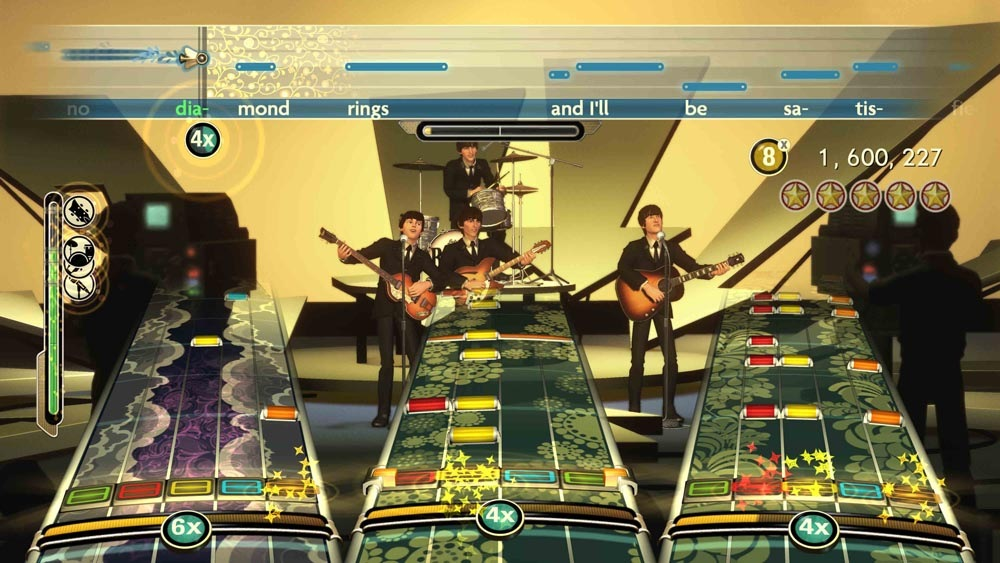The Beatles Rock Band Review Xbox360 | Technogog