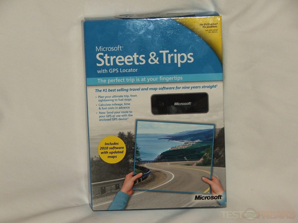 How do you get Streets & Trips 2009?
