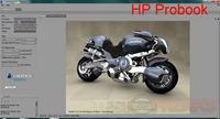 cinebench-hp probook