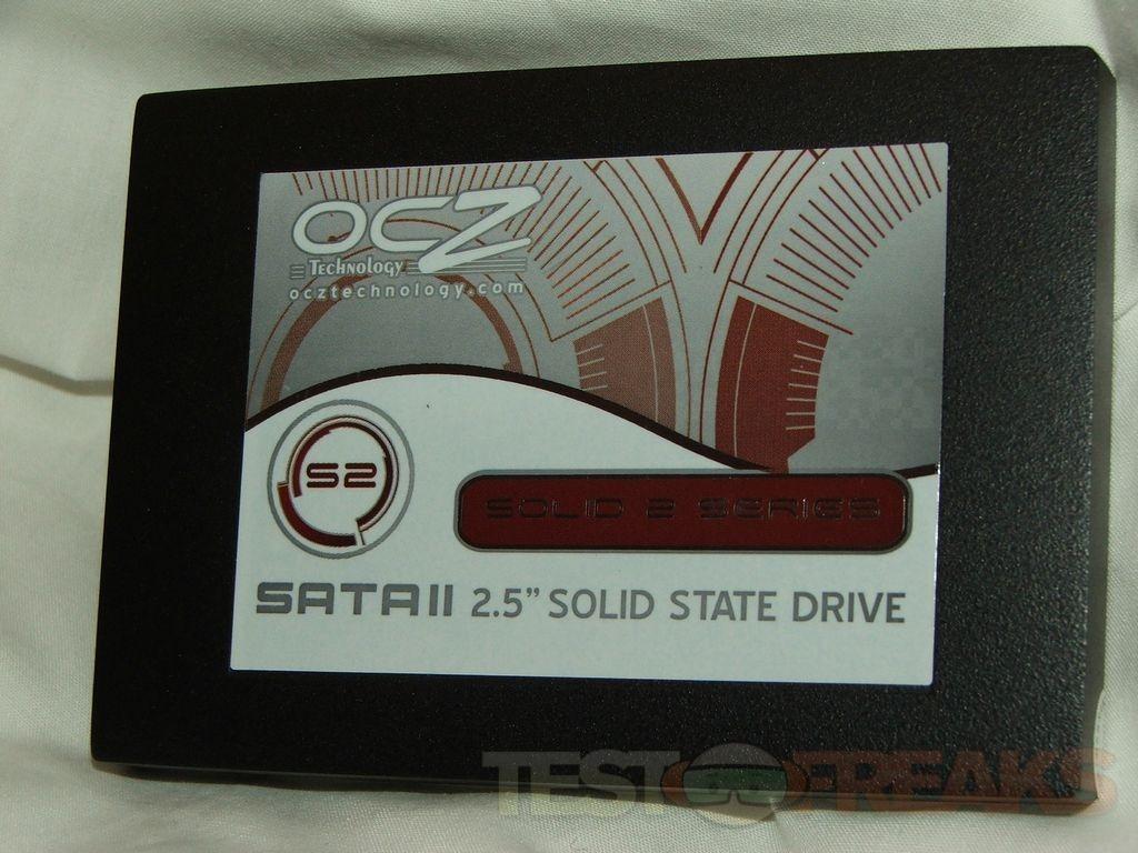 OCZ SOLID 2 SSD DRIVERS PC