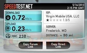 speed test net FF