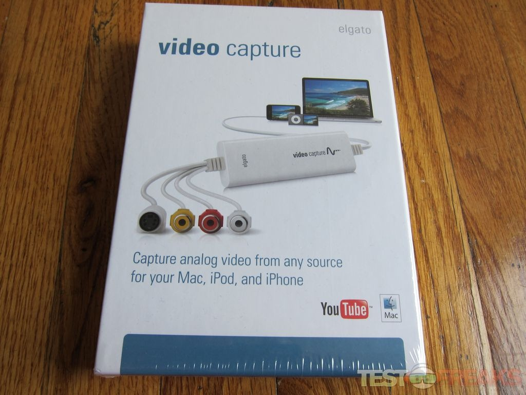 Review of Elgato Video Capture Device | Technogog