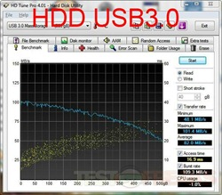 hdtune 25 hdd