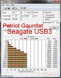 patriot seagate usb3