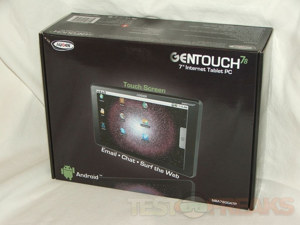 AUGEN GENTOUCH78 USB DRIVERS FOR WINDOWS