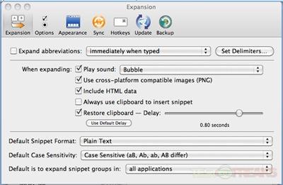 TextExpander11