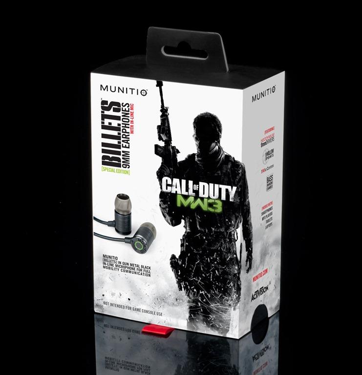 MUNITIO To Release Call Of Duty: Modern Warfare 3 Billets