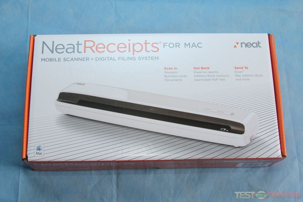 Review Of Neatreceipts For Mac Technogog