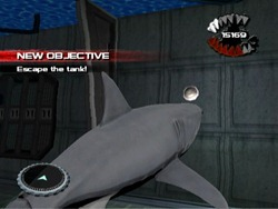 JAWS Wii Screen 8