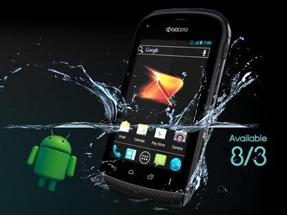 new product 74198 c503f Boost Mobile Announces Kyocera Hydro Coming August 3rd | Technogog