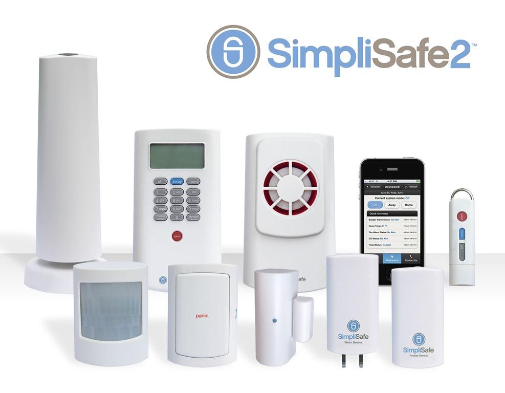 Simplisafe Announces The Simplisafe2 Wireless Home