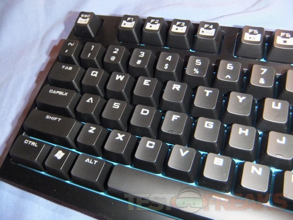 b994a0d6c75 Review of Cooler Master CM Storm QuickFire TK Mechanical Keyboard ...