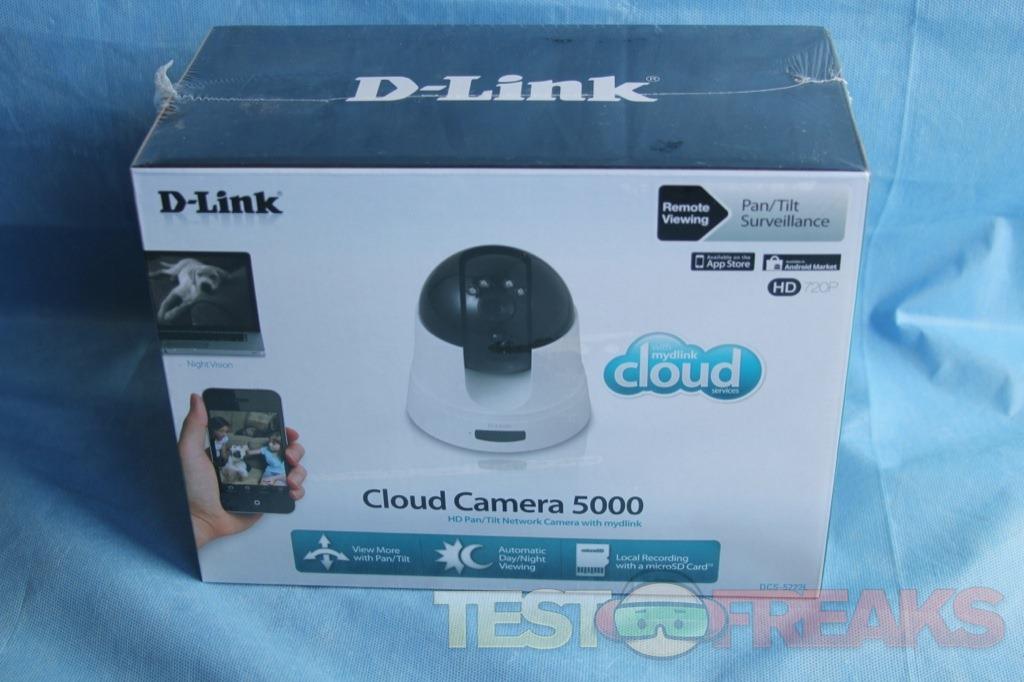Review of D-Link Cloud Camera 5000 (DCS-5222L) | Technogog