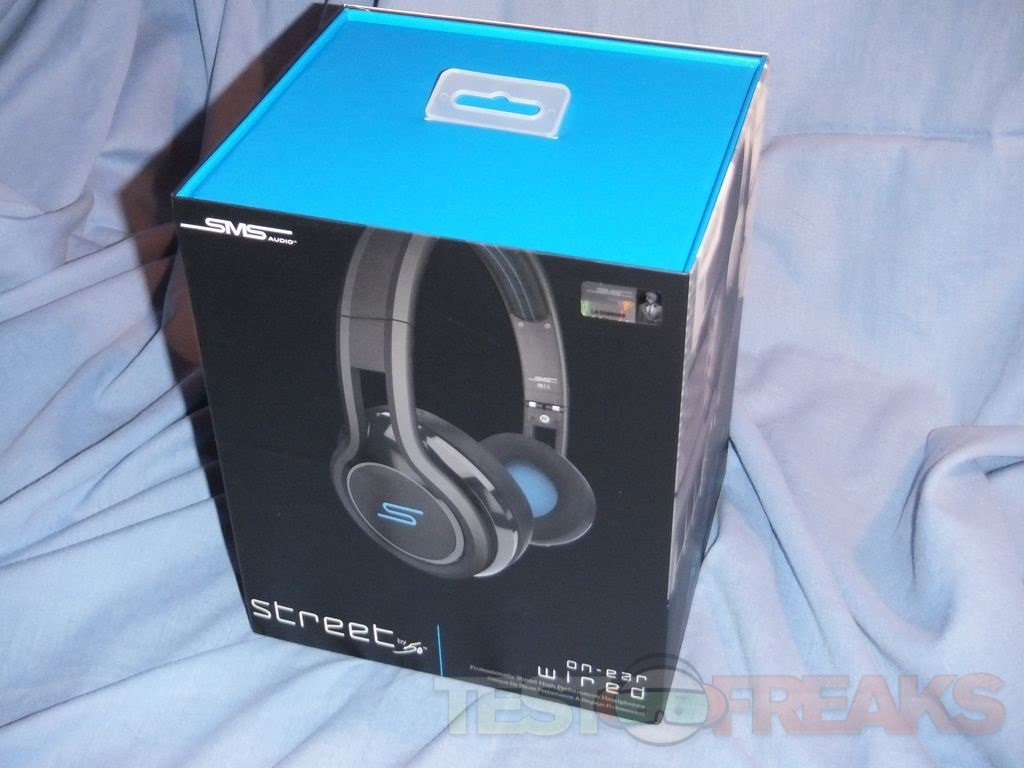 af69cf836b3 Review of SMS Audio Street by 50 Wired On Ear Headphones | Technogog
