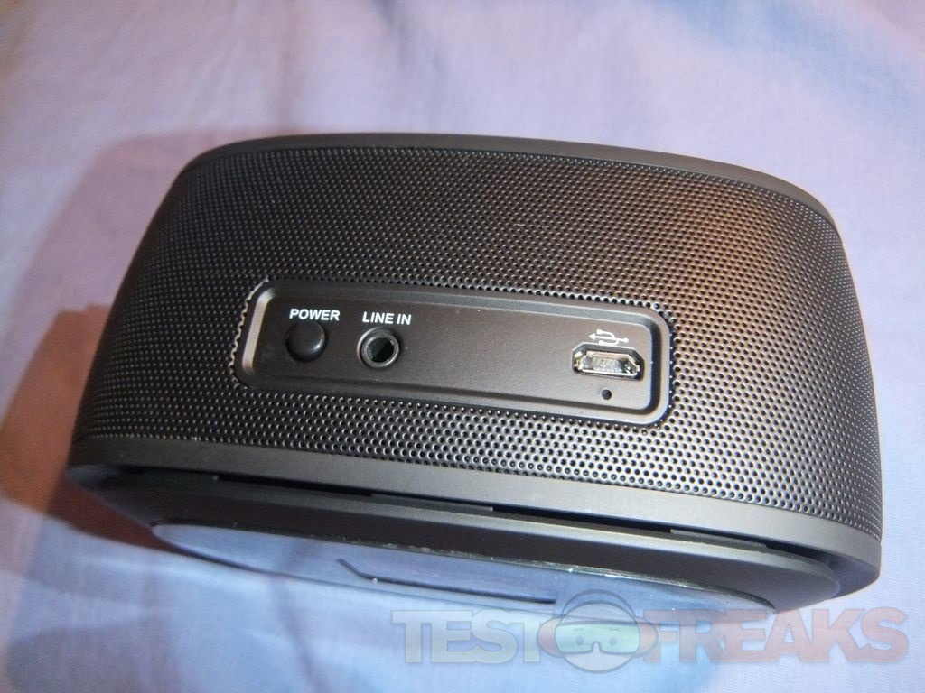 Review of Id America TouchTone Portable Bluetooth Wireless Speaker