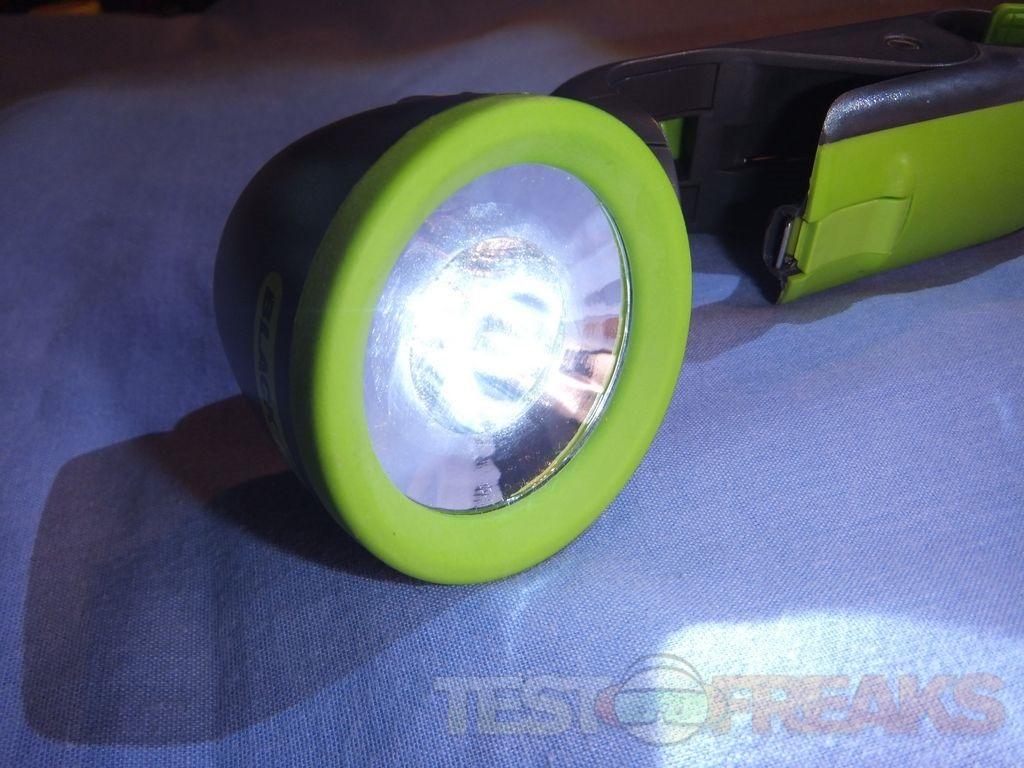 Review of Blackfire CLAMPLIGHT LED Flashlight | Technogog