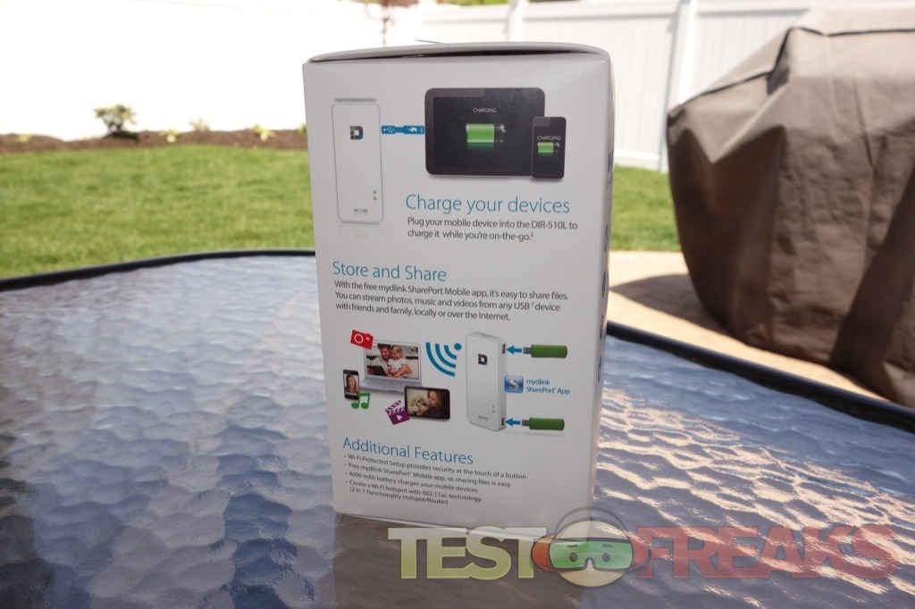 Review of D-Link Wi-Fi AC750 SharePort Go III Router and Charger | Technogog