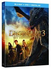 Universal Studios Home Entertainment - Dragonheart 3 The Sorcere
