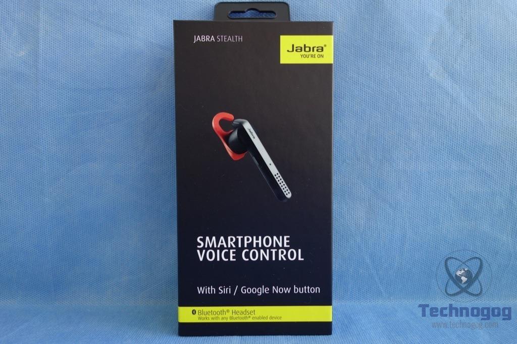 Review Of Jabra Stealth Bluetooth Headset Technogog