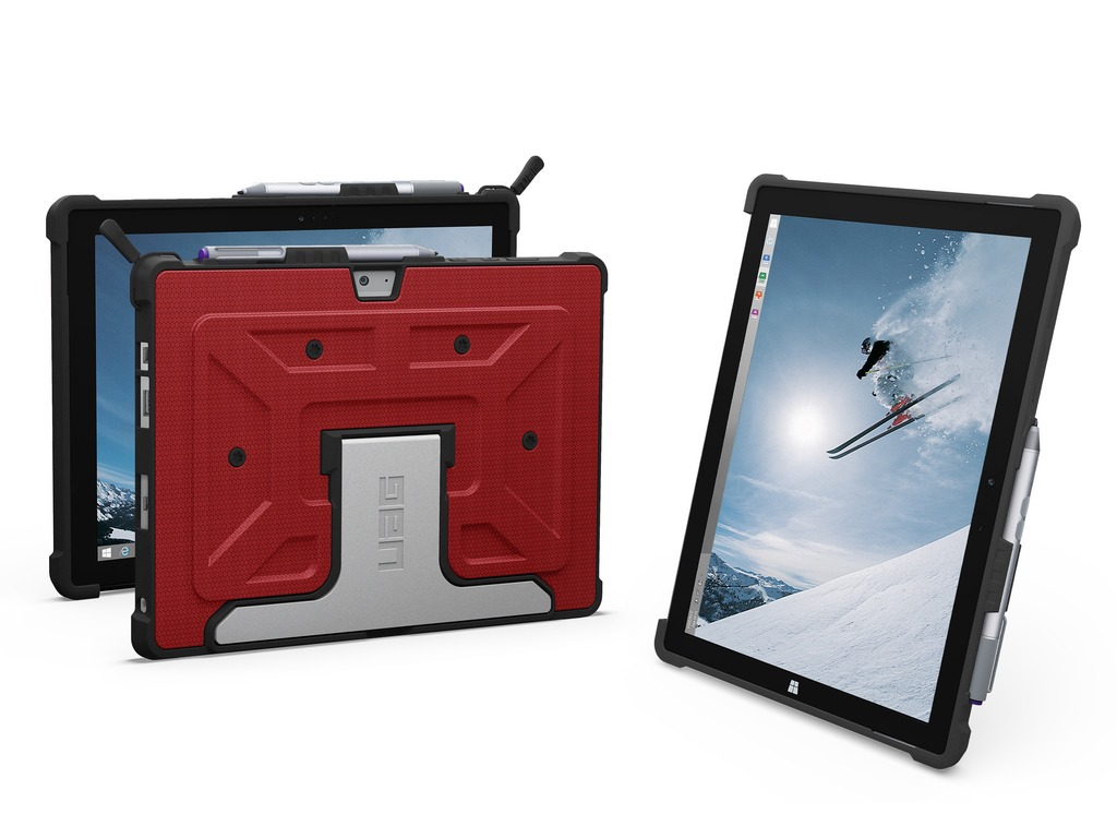 Uag Announces Tough And Rugged Surface 3 Case For Maximum