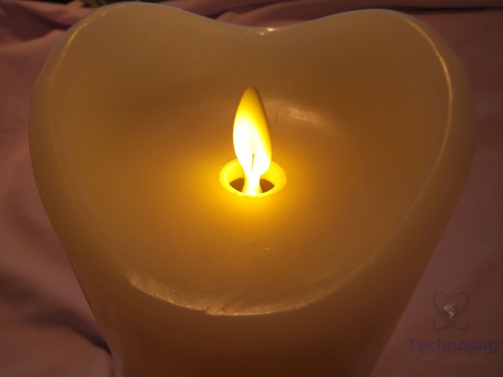 Review of Ambilux Electric LED Flickering Flameless Candle ...