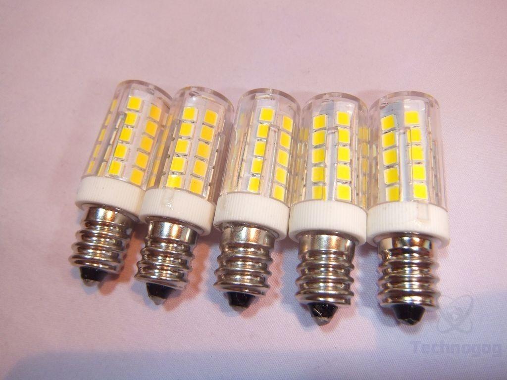Review Of J Amp C Led 5 Watt Candelabra Base Led Bulbs Technogog