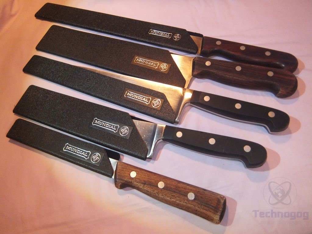 Review Of Mundial Safe Edge Knife Guards Set Of 6 Technogog