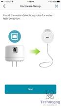DLink Water Sensor 16